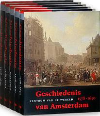 Geschiedenis van Amsterdam kleiner