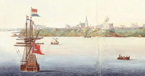Marielle Hageman, Argentië-Amsterdam: Historische banden