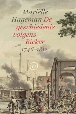 Omslag De geschiedenis volgens Bicker