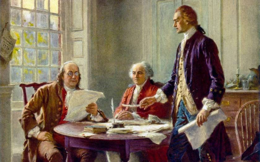 Onafhankelijkheidsverklaring VS